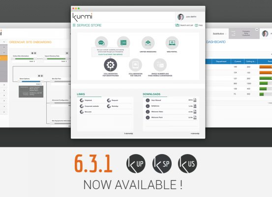 Kurmi Software announced the new 6.3.1 release of its flagship Kurmi Software Suite.