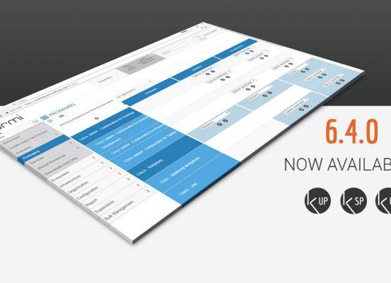 Kurmi Software announced the new 6.4.0 release of its flagship Kurmi Software Suite.